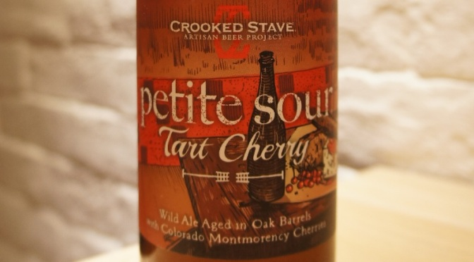 Crooked Stave Petite Sour Tart Cherry
