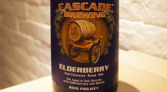 Cascade Elderberry
