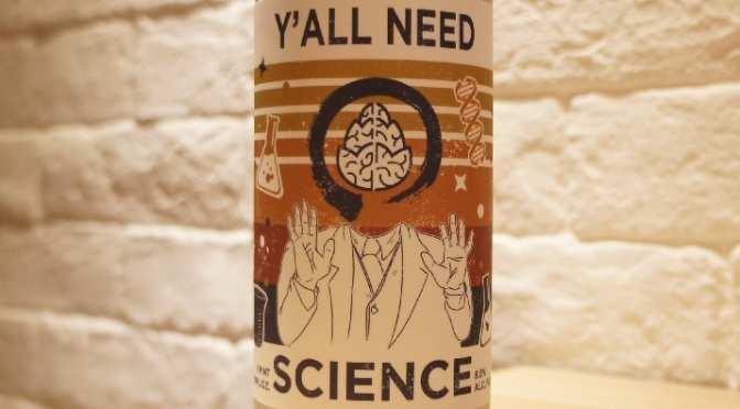 Equilibrium x Cerebral Y'all Need Science
