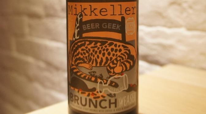 Mikkeller Beer Geek Brunch Weasel – Brandy BA