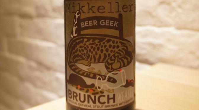 Mikkeller Beer Geek Brunch Weasel – Cognac BA