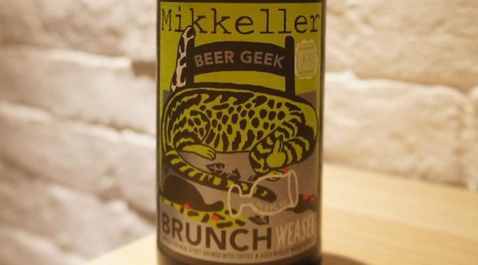 Mikkeller Beer Geek Brunch Weasel – Islay BA
