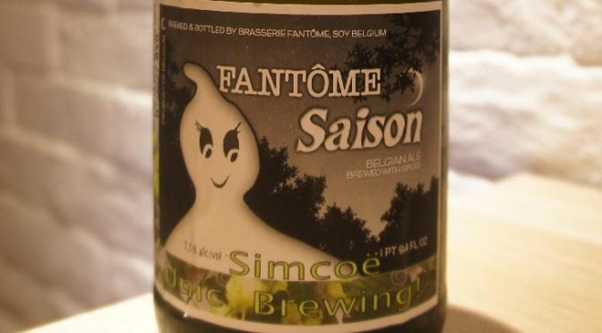 Fantôme Saison Simcoe Unic Brewing