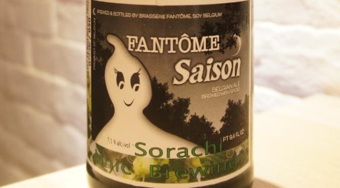 Fantôme Saison Sorachi Unic Brewing