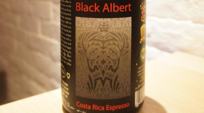De Struise Black Albert Costa Rica Espresso