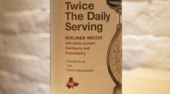 Trillium Twice The Daily Serving – Black Currant, Blackberry and Boysenberry