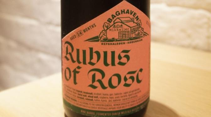 Mikkeller Baghaven Rubus of Rose