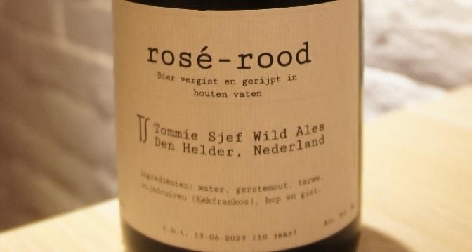 Tommie Sjef Rosé-Rood