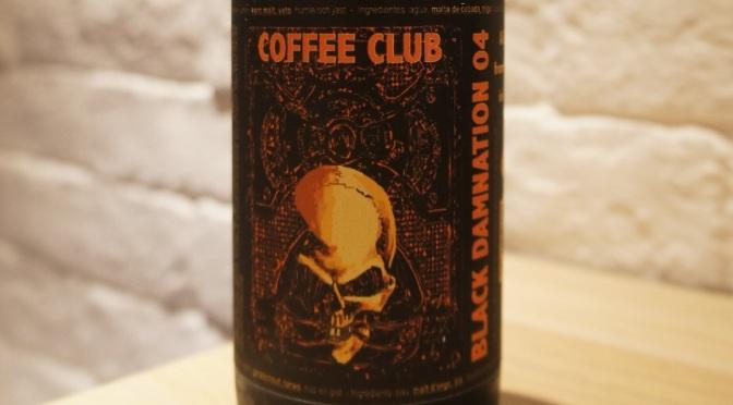 De Struise Black Damnation IV – Coffee Club