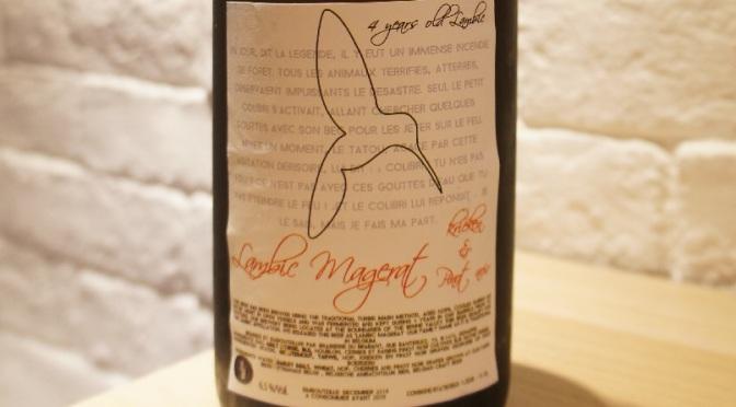 Du Brabant Lambic Magerat – Krieken & Pinot Noir