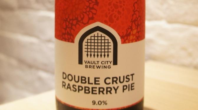 Vault City Double Crust Raspberry Pie