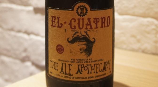 The Ale Apothecary El Cuatro