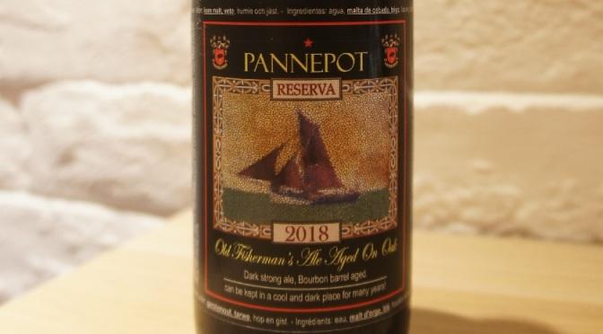 De Struise Pannepot Reserva Bourbon BA