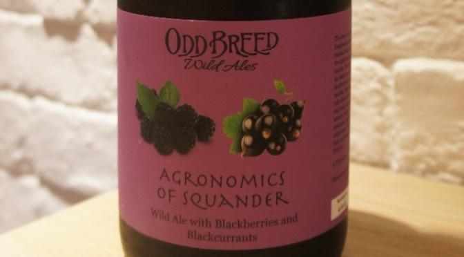 Odd Breed Agronomics of Squander