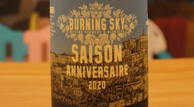 Burning Sky Saison Anniversaire 2020