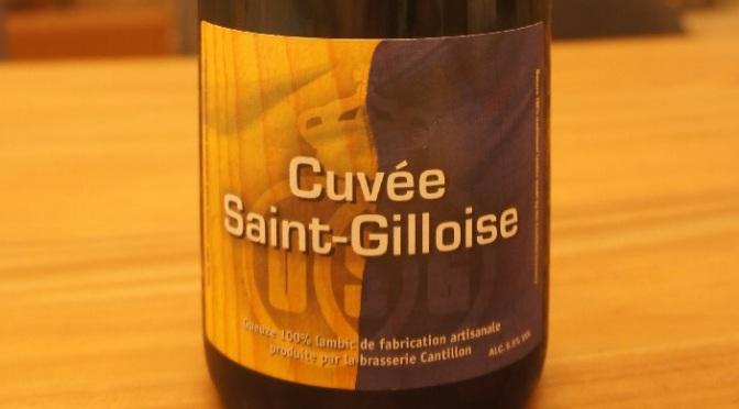 Cantillon Cuvée Saint-Gilloise