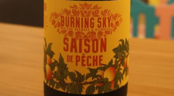 Burning Sky Saison de Pêche