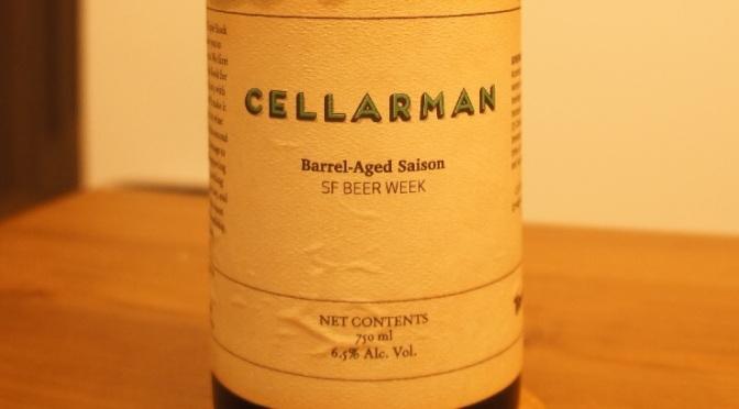 Sante Adairius x Triple Rock Cellarman Barrel-Aged Saison