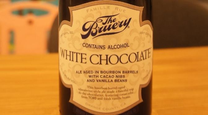 The Bruery White Chocolate