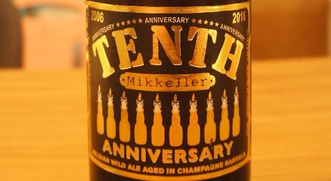 Mikkeller Tenth Anniversary